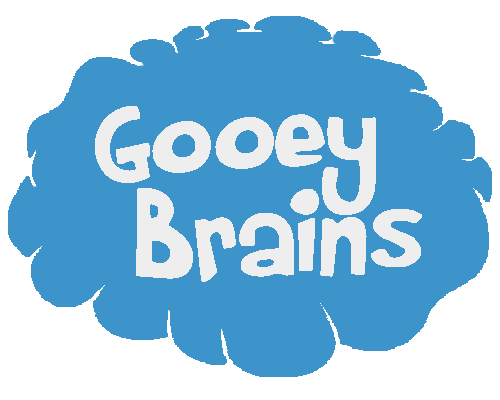 gooey brains