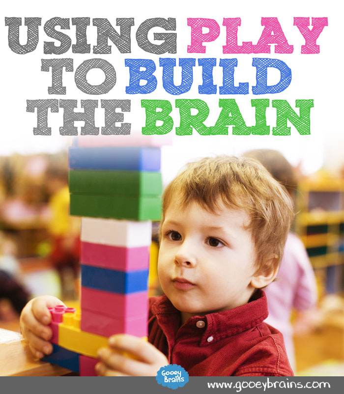 Using play to build the brain