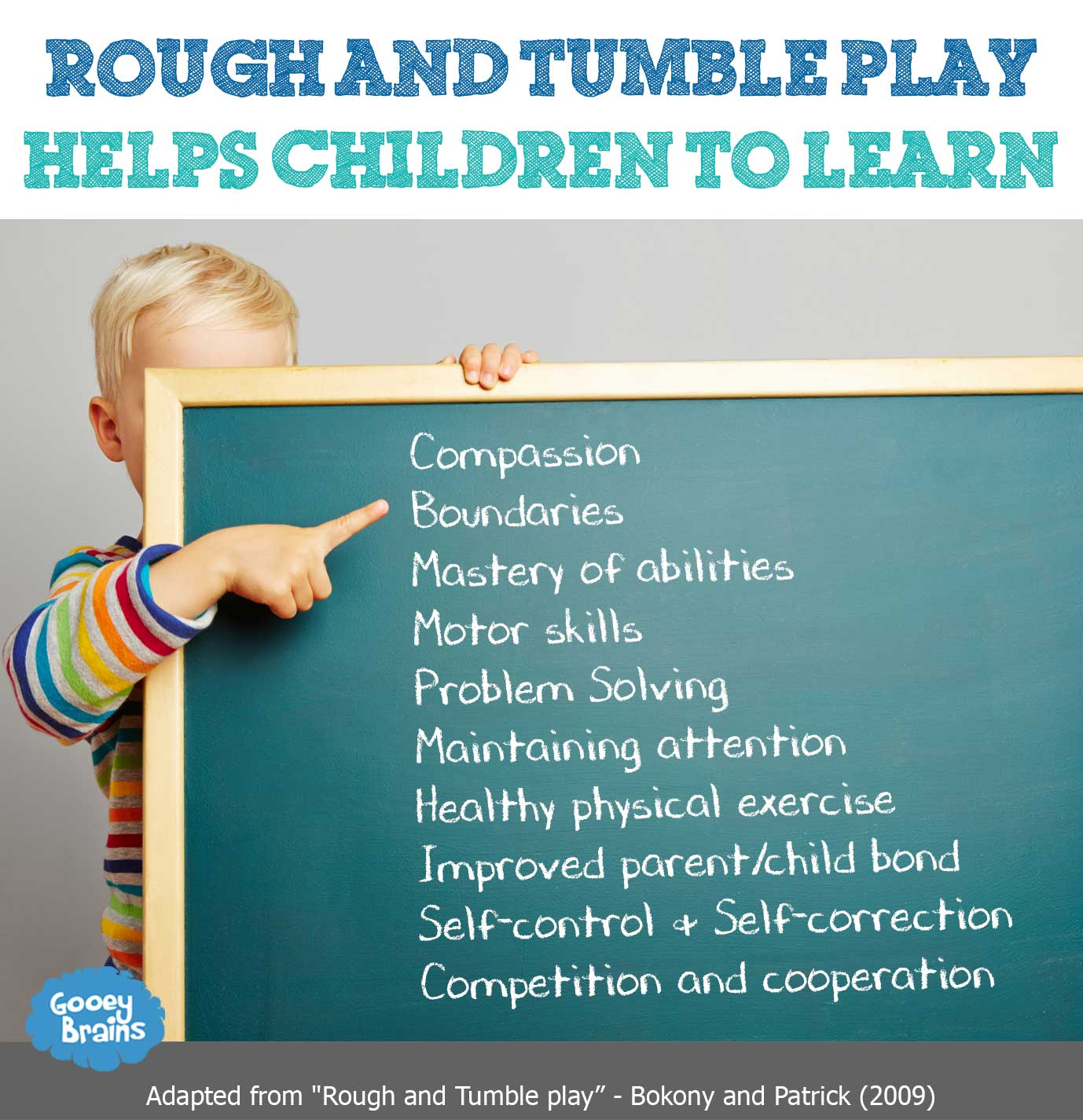 examples of rough and tumble play