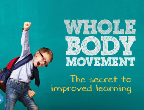 Whole body movement – The secret to improved learning