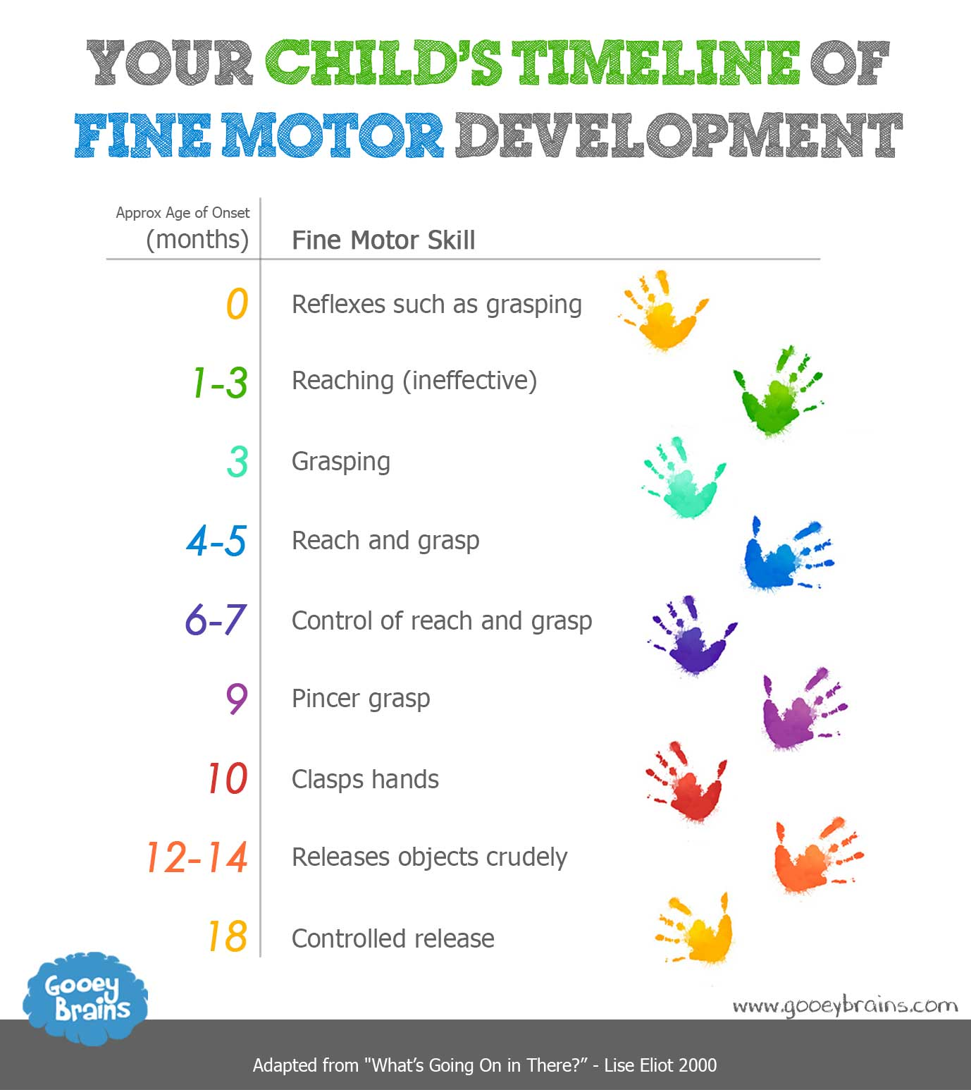 child development motor skills 101 what to expect and