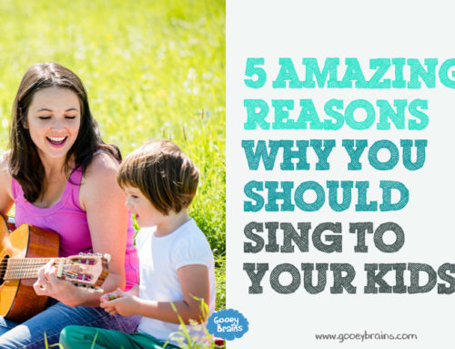 5 amazing reasons why you should sing to your kids