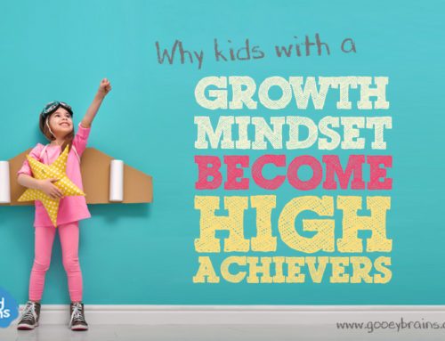 Why kids with a growth mindset become high achievers